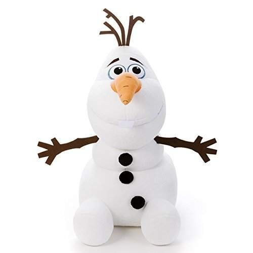 Disney Anna and The Snow Queen / stuffed 2L / Olaf