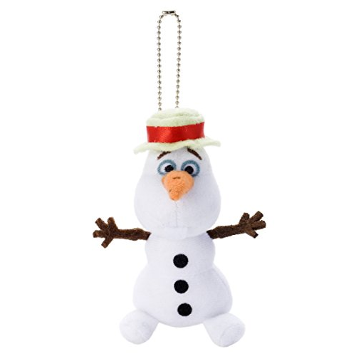 Disney Anna and The Snow Queen / Ball Chain / Olaf (hat)