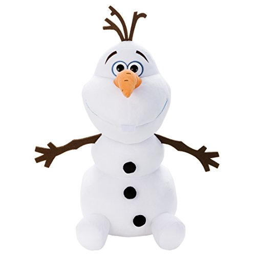 Queen Disney stuffed M Olaf Ana and snow