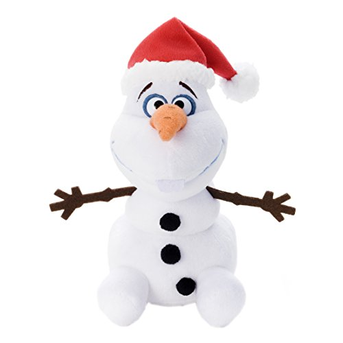 Disney / Anna and The Snow Queen / Santa stuffed / Olaf SS
