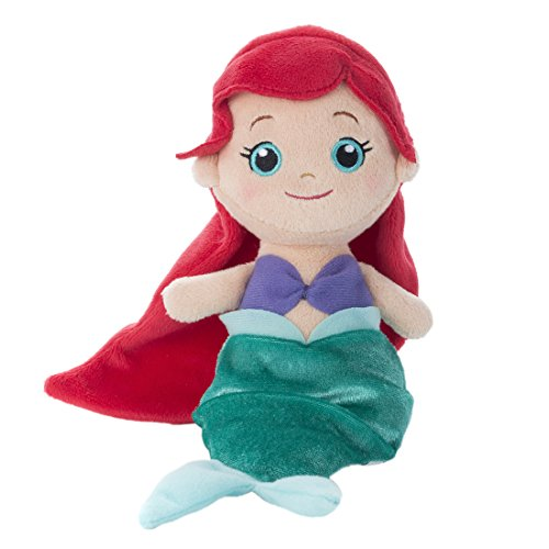 Disney Beans collection Ariel stuffed toy sitting height 13cm