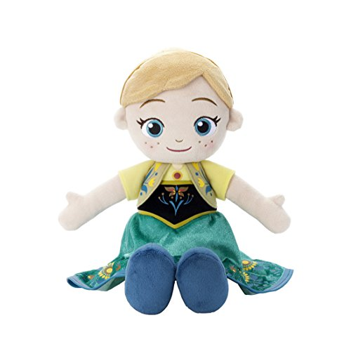 Disney Ana and surprise stuffed Ana overall length 26cm of snow queen Elsa