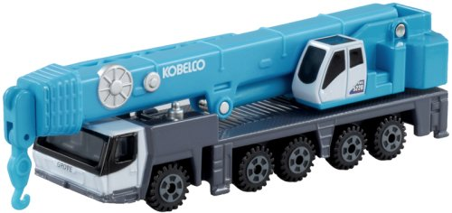 Tomica Long Type Tomica No133 Kobelco all-terrain crane KMG5220