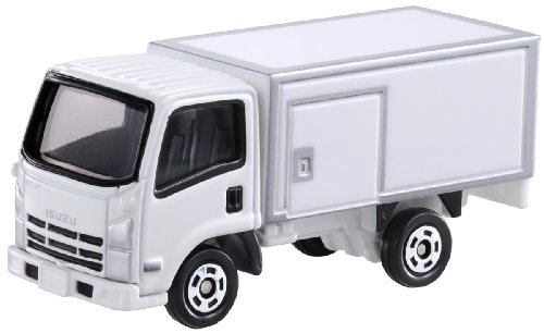 Tomica №006 Isuzu Elf (box)