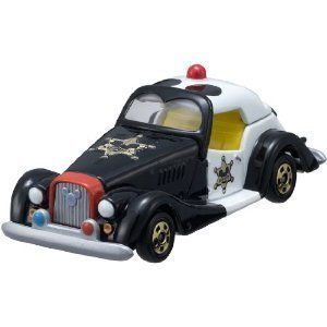 Dream Star Patrol car Mickey Mouse police car DM-30 DREAM STAR WORKS DIVISION minicar toys (toys, toys) Disney Motors