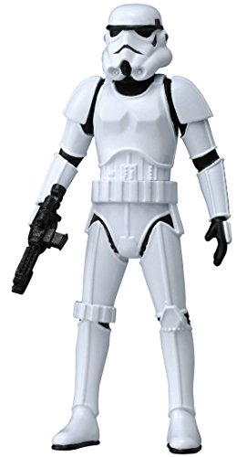 Metal Figure Collection Star Wars #02 Stormtrooper (Completed)