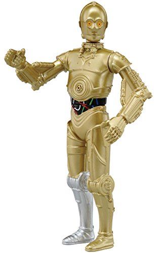 Metal Figure Collection Star Wars #04 C-3PO (Completed)