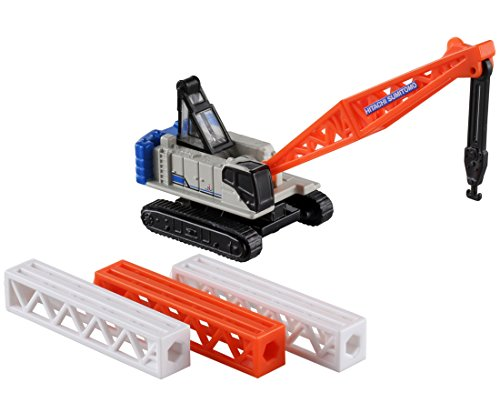 Tomica No.127 Hitachi Shigeru Sumitomo Industries Construction Crane crawler crane SCX900-3