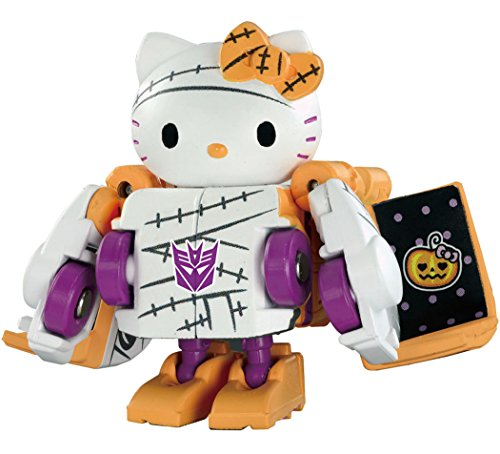Q Transformers QTC1H Hello Kitty Halloween Edition 2015 (Completed)