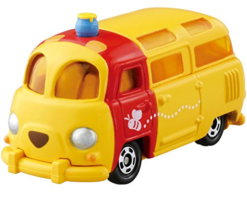 Tomica Disney Motors DM over 18 Wamun Winnie the Pooh