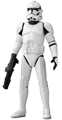 Metal Figure Collection Star Wars #12 Crohn Trooper (Completed)