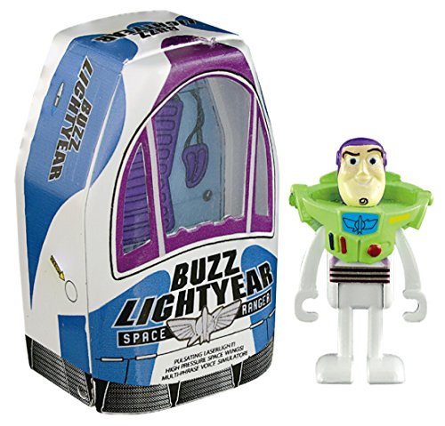 Tomica Toy Story 01 Buzz Lightyear spaceship