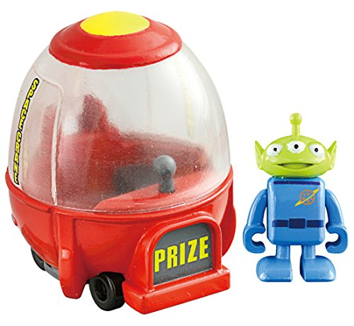 Tomica Toy Story 06 alien space crane