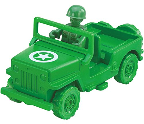 Tomica Toy Story 05 green army men Military track