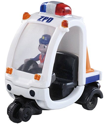 Tomica Zootopia Judy of mini patrol car