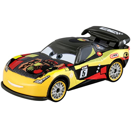 Tomica Cars Miguel Camino (carbon racer type)