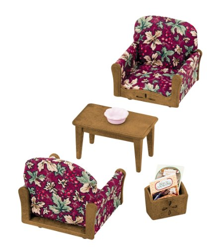 Sylvanian Families mosquito -509 arm chair set Epoch