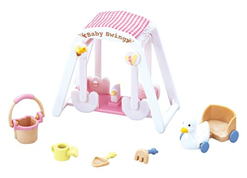 Sylvanian Families furniture baby swing set mosquito -208