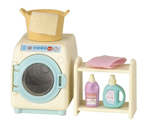 Sylvanian Families furniture round and round washing machines set mosquito -624