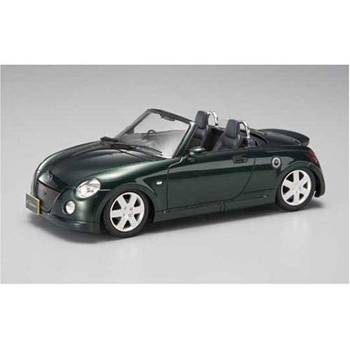 Aoshima Bunka Kyozai 1/24 The Best Car No.88 Daihatsu Copen active top