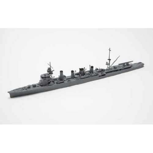 Aoshima Bunka Kyozai 1/700 Water Line Series Japanese Navy Light Cruiser Naka 1943 Model 352