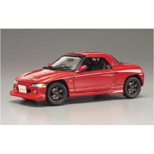 Aoshima Bunka Kyozai 1/24 S package Ver.R No.78 RS Mach Honda beat Model Car