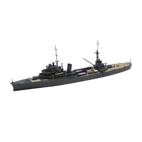 Aoshima Bunka Kyozai 1/700 Water Line Series Japanese Navy Light Cruiser Katori plastic model 354