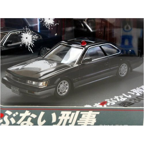 Skynet 1/43 die-cast movie collection No.16 more dangerous criminal Minato 302 unmarked police car (dark blue two-tone)