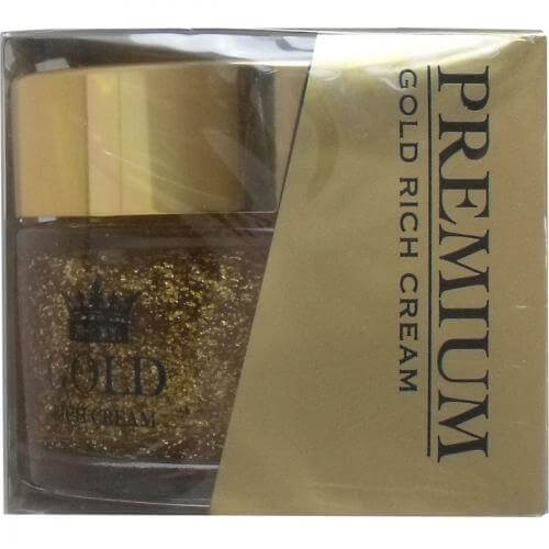 Cosmetics Tex Roland purification Rinhada gold rich cream premium 50g