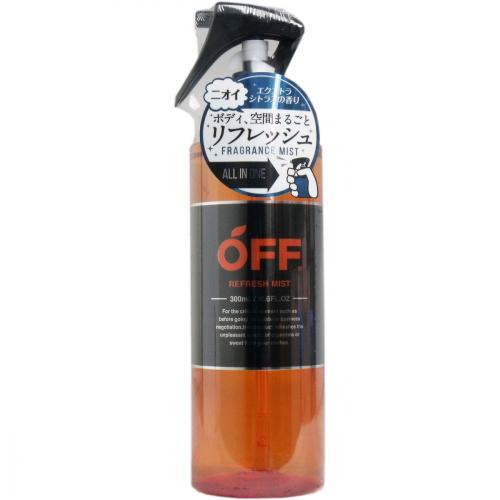 Citrus Prince smart refresh mist 300mL