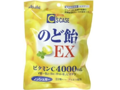 Of seeds case throat candy EX (92G)