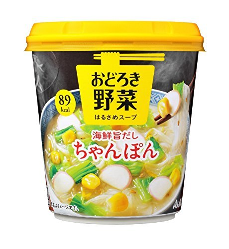 Asahi surprise vegetables Chanpon cup 25.5g x48 pieces