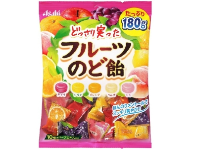 Fruit throat candy (180g)