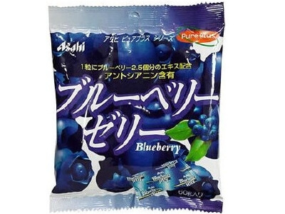 Blueberry Jelly (60G)
