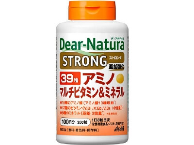 Dear-Natura Strong 39 Amino Multi-Vitamin & Minerals (100 Day Supply, 30 Tablets)