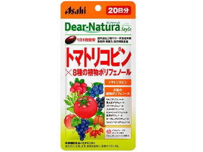 Dear-Natura style tomato lycopene x8 species of plant polyphenols 20 grains (20 days)