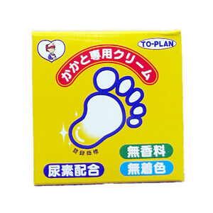 TO-PLAN (Topuran) heel-only cream 110g