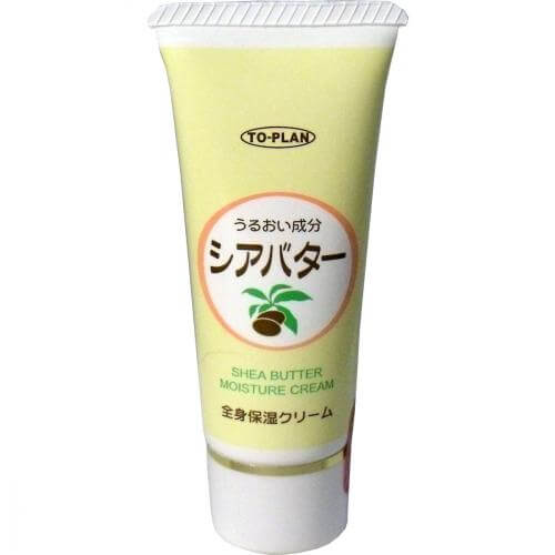 TO-PLAN (Topuran) Shea Butter whole body moisturizing cream 40g