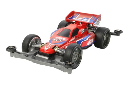 Tamiya Racer Mini four wheel drive series No.77 Astute RS (Super II chassis) 18077