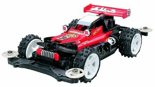 Tamiya 1/32 four wheel drive mini PRO No.24 hot shot Jr. (MS chassis) 18624