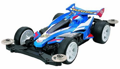Tamiya 1/32 four wheel drive mini PRO No.26 Avante Mk.3 Azul 18626