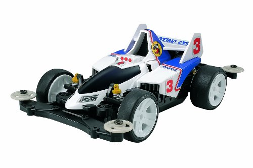 Tamiya 1/32 four wheel drive mini PRO No.30 Shooting Star (MS Chassis) 18630