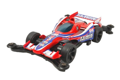 Tamiya Mini four wheel drive REV series No.5 Flame Us Institute (AR Chassis) 18705