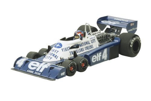 Tamiya 1/20 Grand Prix Collection No.53 1/20 Tyrell P34 1977 Monaco GP 20053