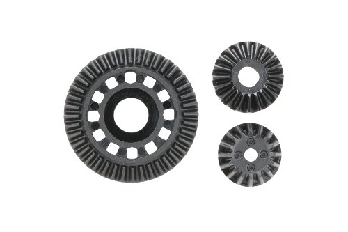Tamiya RC spare parts No.1546 SP.1546 TB-04 ball differential ring gear set (40T) 51546