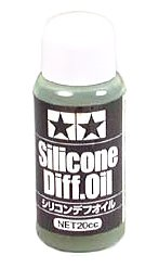 Tamiya OP.758 silicon differential oil # 5000