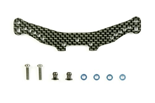 Tamiya OP.846 TA05 carbon damper stay (rear)
