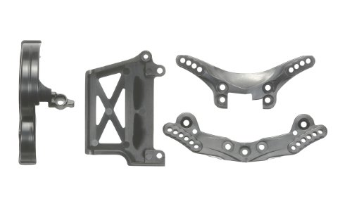 Tamiya Hop-Up Options OP.1322 TA06 carbon reinforced J Parts (Damper Stay) 54322