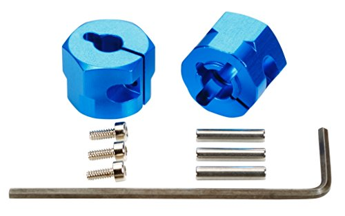 Tamiya Hop-Up Options No.1610 OP.1610 clamp-type aluminum wheel hub (9mm thickness 2) 54610