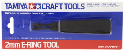 Tamiya Craft Tools E ring setter (for 2mm) 74032